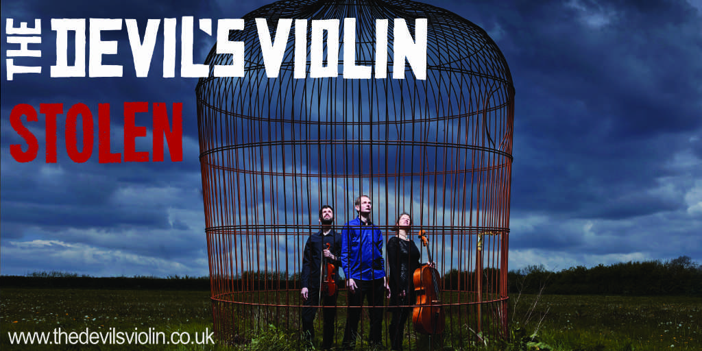 The Devil's Violin: STOLEN